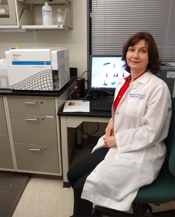 miniatura prof. Katarzyna Cieślik (Baylor College of Medicine, Houston, USA)